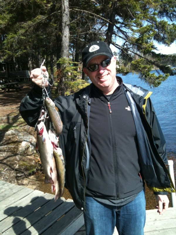Great fishing on back lake tall timber 39 s fishing blog for Gross reservoir fishing